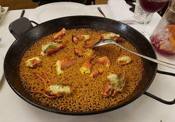 arroz-con-bogavante-en-restaurante-Govana-Alicante