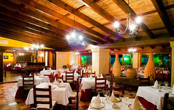 espacios tradicionales y romanticos