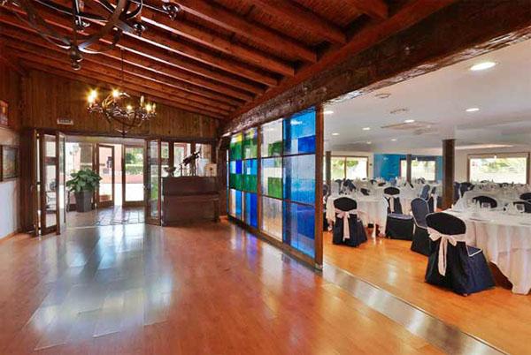 salones para celebraciones y bodas en Alicante restaurante Octavios